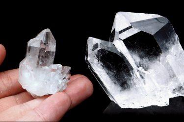 ブラジル・トマスゴンサガ産 水晶クラスター